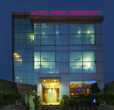 Welcome To Hotel Vishal Residency Mahipalpur